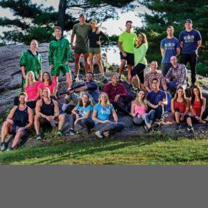 """Amazing Race"" contest photo by John Paul Filo for CBS"