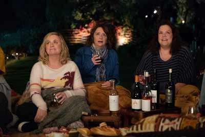 "Amy Poehler and Rachel Dratch in a scene from new film   ""Wine Country"""