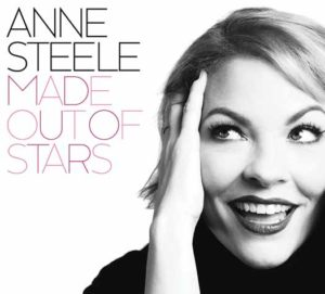 Cabaret performer Anne Steele on cover of new EP