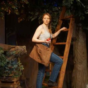 """Apple Season"" features Kersti Bryan, as Lissie, in the world premiere at NJ Repertory Company"