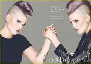 Kelly Osbourne's autobiography