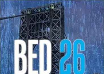 "Book cover of ""Bed 26"""