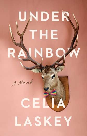 "Book ""Under the Rainbow"" by Celia Laskey cover"