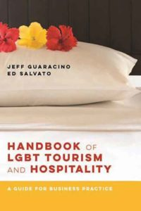 "Book cover of ""Handbook Of LGBT Tourism"""