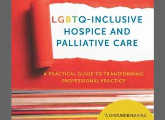 "Cover of ""LGBTQ-Inclusive Hospice and Palliative Care """