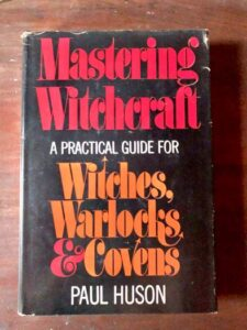 "Another book cover of ""Mastering Witchcraft"""