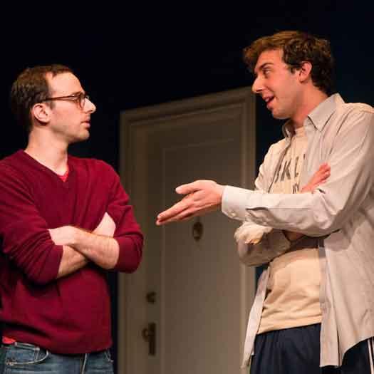 Alec Silberblatt and Amos VanderPoel directed by Jessica Stone at George Street Playhouse in