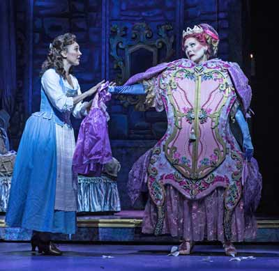 """Beauty and the Beast"" with Belinda Allyn and Donna English"