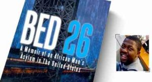 "The author of ""Bed 26"" is Edafe Okporo"