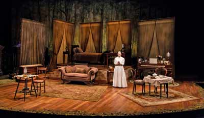 Two River Theatre in Red Bank brings Emily Dickinson to life in its revival of The Belle of Amherst