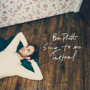 Ben Platt debut album cover