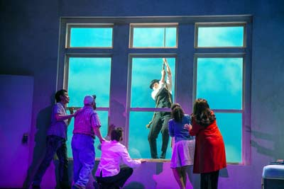 "A scene from ""Benny & Joon, at Paper Mill Playhouse."