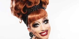 Bianca Del Rio photo by Jovanni Jimenez Pedraza