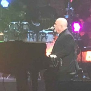 Billy Joel concert at Madison Square Garden. Photos by Will Loschiavo.