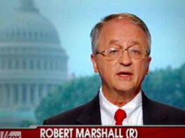 Bob Marshall, seen here on FOX News, is running for reelection in Virginia