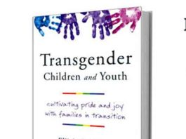 "Book cover of ""Transgender Children and Youth"""