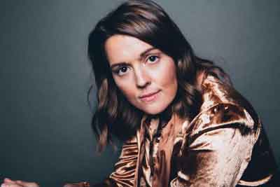 Brandi Carlile photo by Alysse Gafkjenh