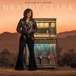 Country singer an songwriter Brandy Clark