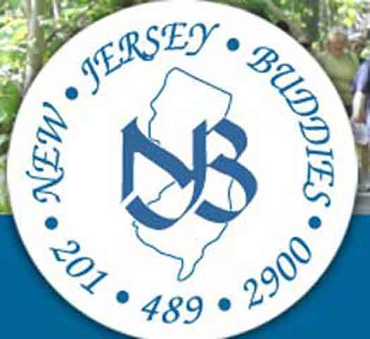 Buddies of NJ AIDS Services logo