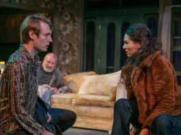 """""""Buried Child"""" by Sam Shepard at The Shakespeare Theatre of NJ. All photos by Jerry Dalia."""