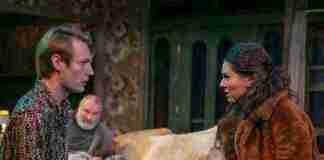 """Buried Child"" by Sam Shepard at The Shakespeare Theatre of NJ. All photos by Jerry Dalia."