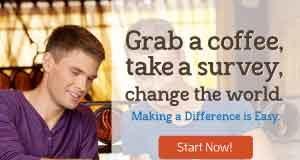 LGBT Community Survey banner ad