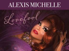 Alexis Michelle on the CD cover