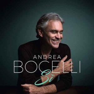 """Album cover of """" Si Bocelli"""""""