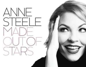 "Anne Steele CD "" Made Out Of Stars"""