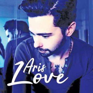 """Aris album cover """"Love"""""""
