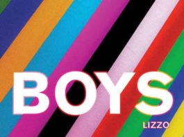 """""""Boys"""" CD from Lizzo"""