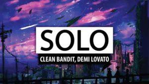 """Demi Lovato """"Solo"""""""