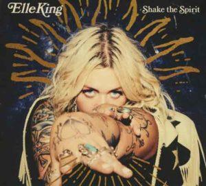 "Album cover of "" Shake the Spirit"""