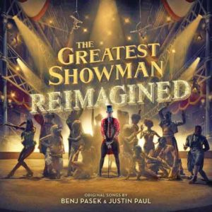 "Cover of ""The Greatest Showman - reimagined"