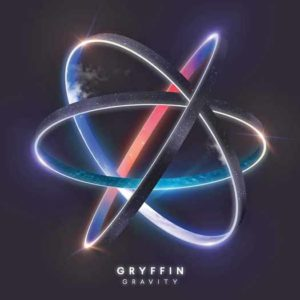 "The debut album cover ""Gravity"" from Gryffin"