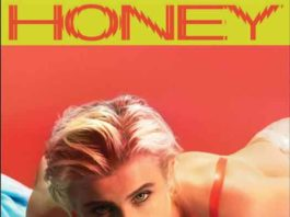 "New Album cover ""Honey"" from Robyn"
