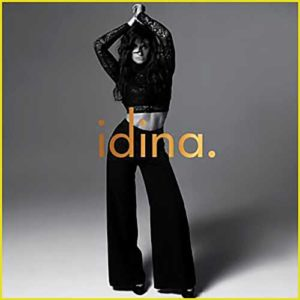 Idina Menzel self titled
