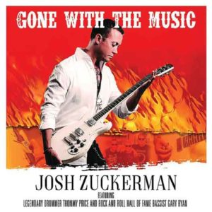 "Josh Zuckerman CD ""Gone with the music"""