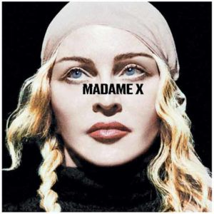 "Madonna ""Madame X"" album cover"