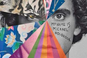 """My Name is Michael Holbrook"" album cover from MIKA"