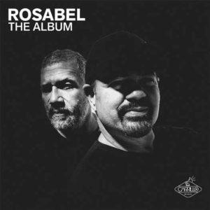 Rosabel The Album cover
