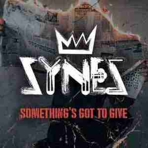 "Album cover of Synes ""Somethings got to give"""