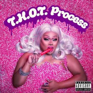 """T.H.O.T. Process"" CD cover"