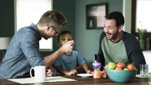 Campbells Soup Gay Dads Ad from years ago