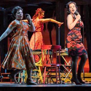 """Carmen"" mezzo-soprano Daniela Mack sings at Lillas Pastia"