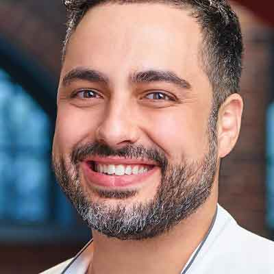 "Chef David Viana of Heirloom Kitchen talks about the Bravo show ""Top Chef-Kentucky"""