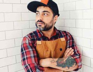 """Chef David Viana of Heirloom Kitchen talksabout the Bravo show """"TopChef-Kentucky"""""""