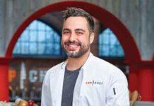 "Chef David Viana talksabout the Bravo show ""TopChef-Kentucky"""