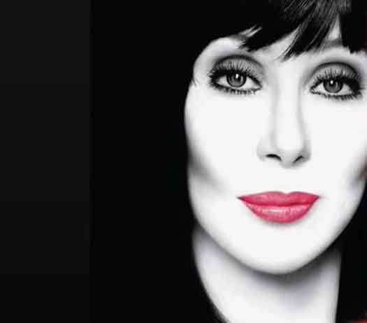 """Cher """"Burlesque remix"""" photo"""