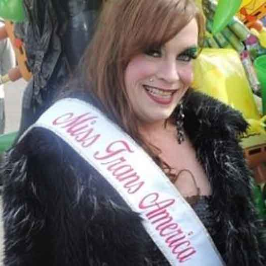 Transgender pageant activist Christa Steele-Knudslien murdered by husband